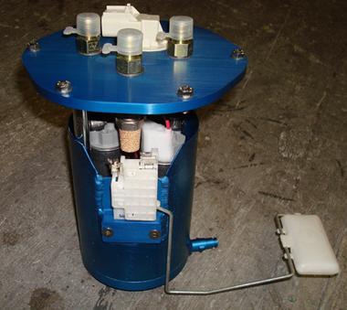 CJ Motorsports Twin Fuel Pump Assembly Infiniti G35 2003-2006