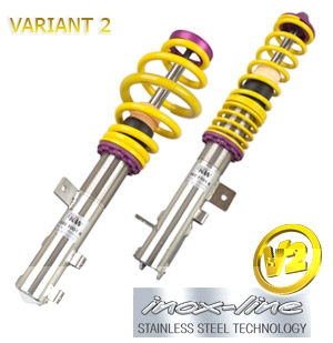 KW Variant 2 Coilovers Infiniti G35 2003-2006