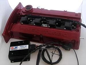 SparkTech Basic CDI-12 System Mitsubishi Evolution IV-IX