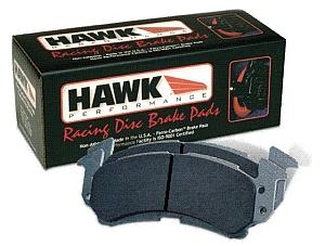 Hawk HP Plus Rear Brake Pads Evolution VIII & IX