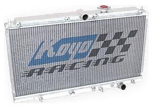 Koyo Aluminum Race Radiator Mitsubishi Evolution VIII & IX