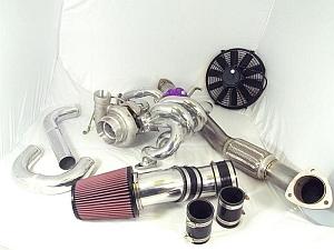 AMS GT35RL Turbo Kit Mitsubishi Evolution VII, VIII & IX