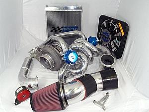 AMS GT42R Turbo Kit Mitsubishi Evolution VII, VIII & IX