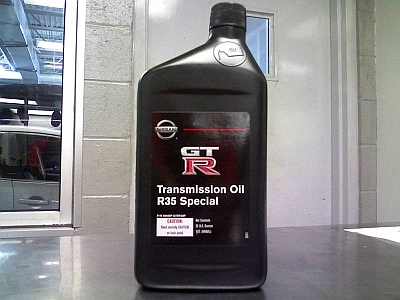Nissan Transmission Fluid 1 Q