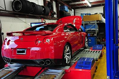 Cobb AP Inhouse Custom Tune Nissan GT-R 2009-17