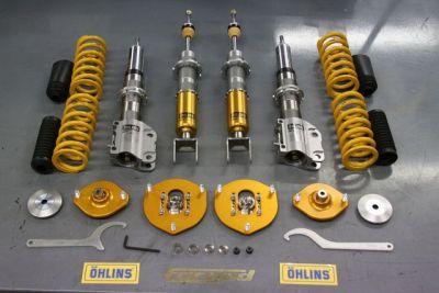 Ohlins DFV Coilovers Mitsubishi Evolution VIII & IX