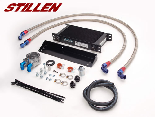 Stillen Oil Cooler Kit Nissan 370Z 2009-Present