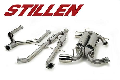 Stillen Dual Exhaust System Nissan 370Z 2009-Present