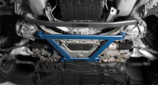 GTSPEC Front 4 Point Ladder Brace Nissan 370Z 2008-Present