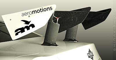 Aeromotions S2 Dynamic Wing Nissan GT-R 2008-17