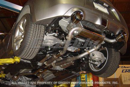GReddy SE Exhaust Nissan 370Z 2008-Present