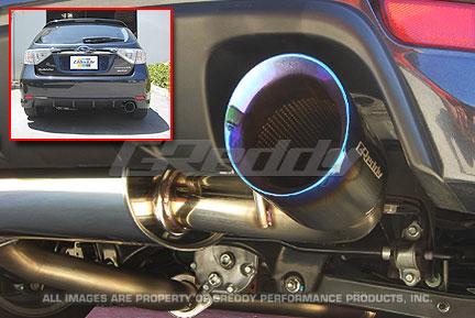 GReddy SE Exhaust Subaru WRX 2008-09