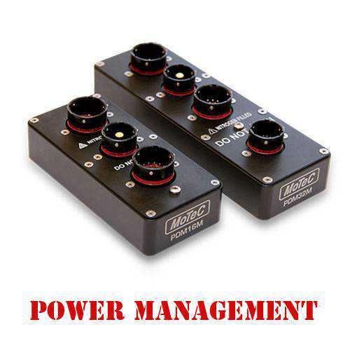 Power Distribution (PDM)