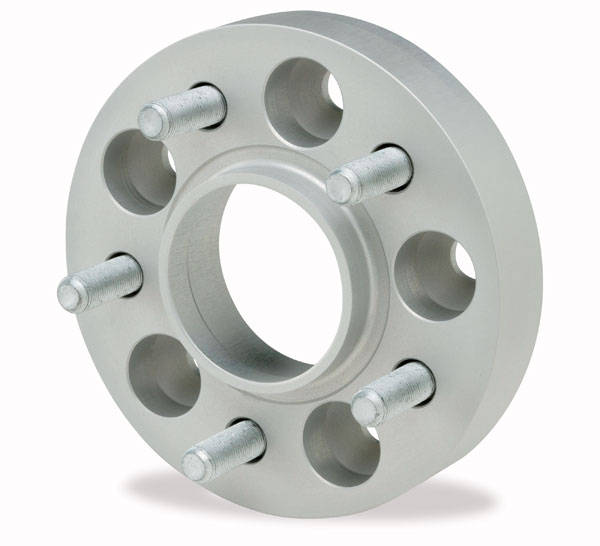 Spacers and Lugnuts