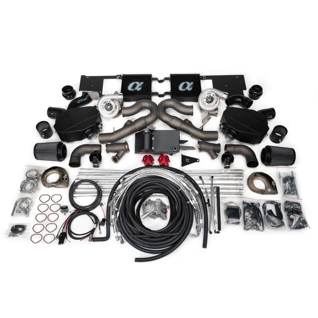 Turbo Kits + Components