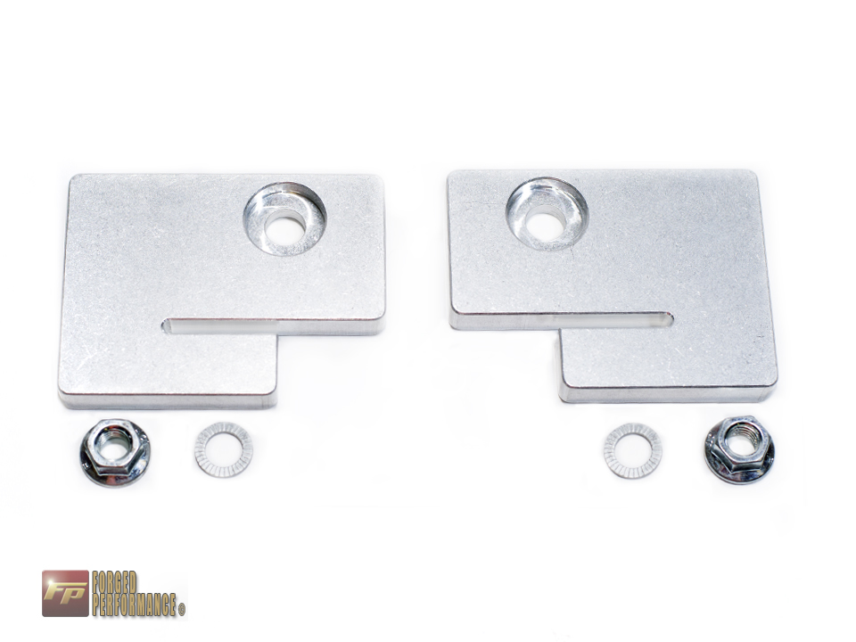 Forged Performance Steering Column Reinforcement Plates
