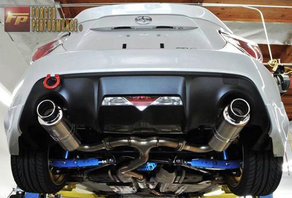 Hks Hi Power Exhaust Spec L Subaru Brz Scion Frs: Nissan 350z Hks Exhaust At Woreks.co