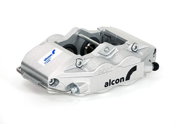 Alcon Big Brake Kit Rear 4 Pot 343mm x 25mm Mitsubishi Evolution X 2008-11