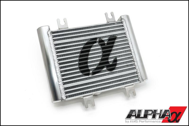 Alpha Oil Cooler Upgrade Nissan GT-R 2009-17