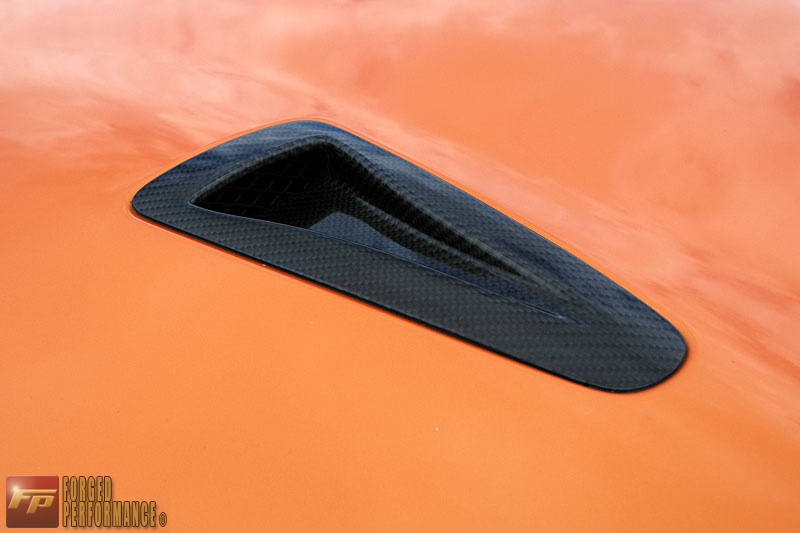 Zele Carbon Fiber Naca Ducts Nissan GT-R 2009-16