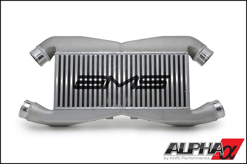 AMS Alpha Front Mount Intercooler R35 GT-R 2009-17