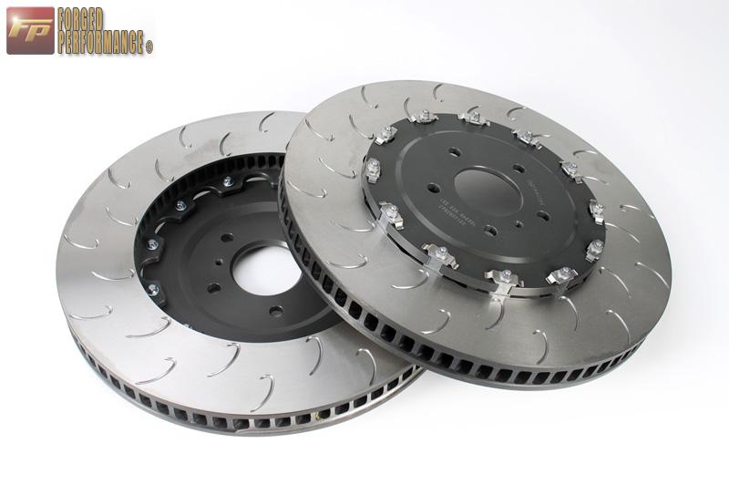AP Racing J Hook Front Rotors Nissan GT-R 2009-11