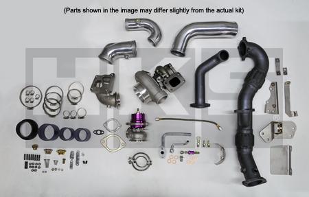 HKS GT3240 Full Turbo Kit Mitsubishi Evolution X Non-SST