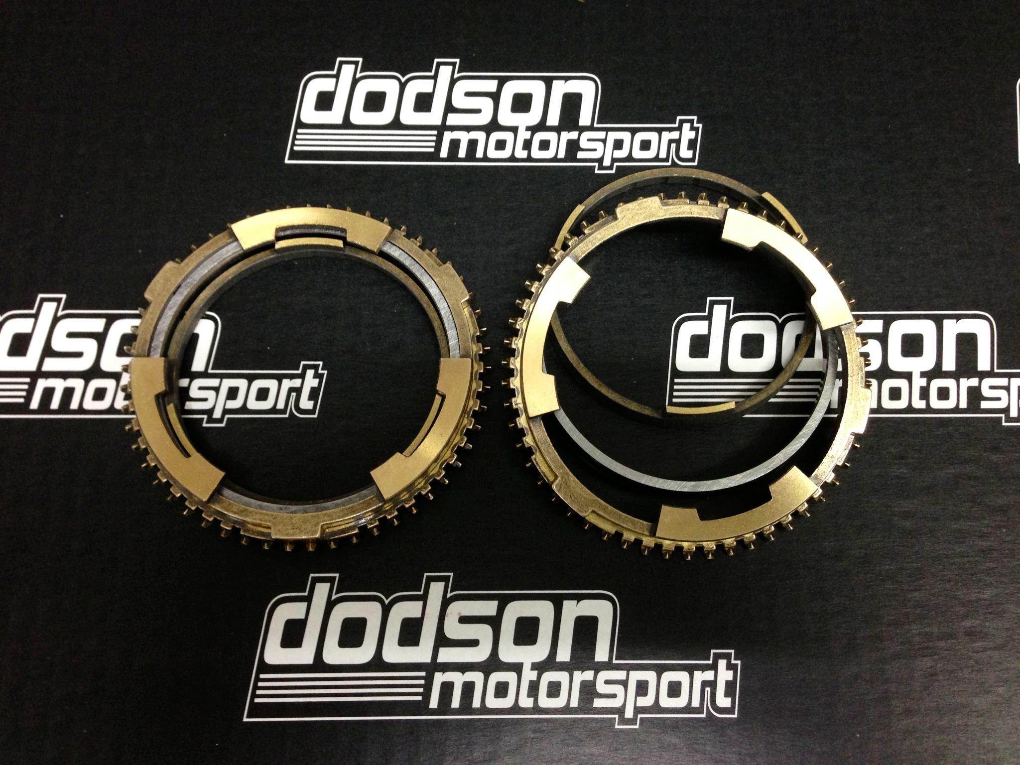 Dodson Heavy Duty Synchronizer Ring GR6
