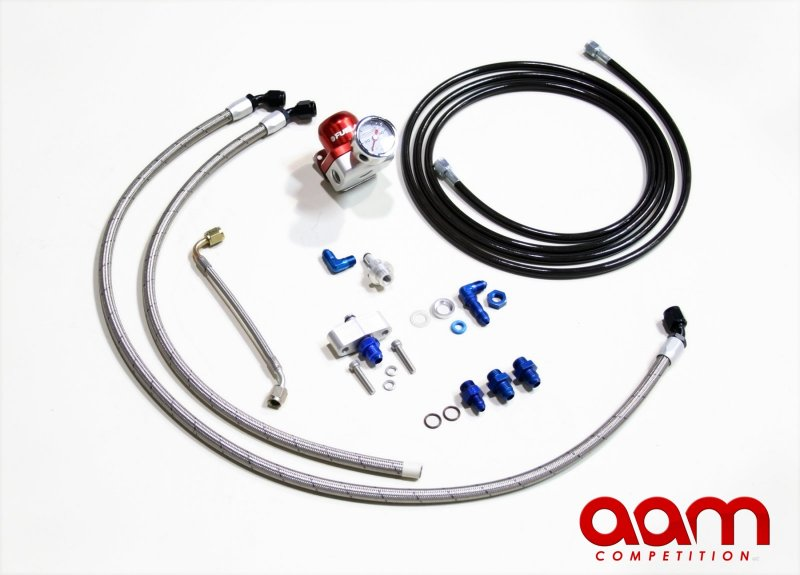 AAM Competition Fuel Return System Nissan 350Z 2007-2008