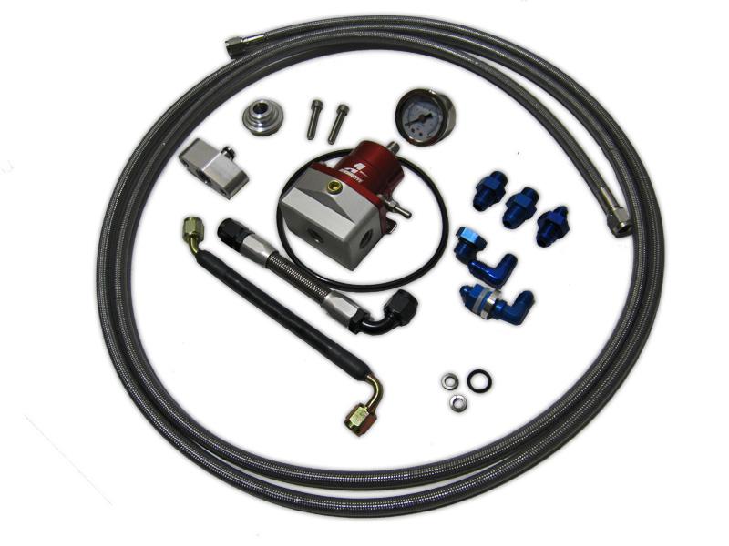 AAM Competition Basic Fuel Return System Nissan 350Z 2003-2006