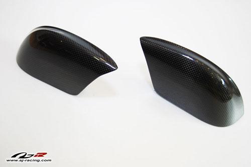 AJRC Carbon Fiber Mirror Covers Nissan GT-R 2009-16