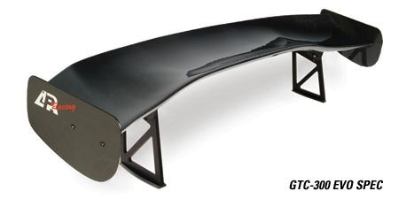 APR GTC-300 Adjustable Wing Mitsubishi Evolution VIII & IX