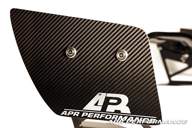 APR GTC-500 Adjustable Wing Mitsubishi Evolution VIII & IX