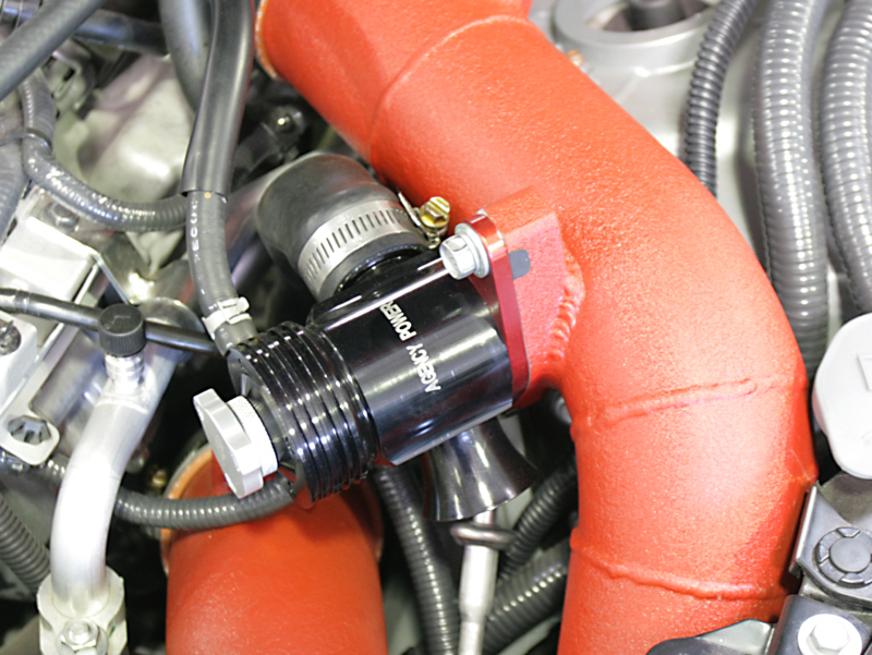 Agency Power Adjustable Twin Blow Off Valves Nissan GT-R 2009-17
