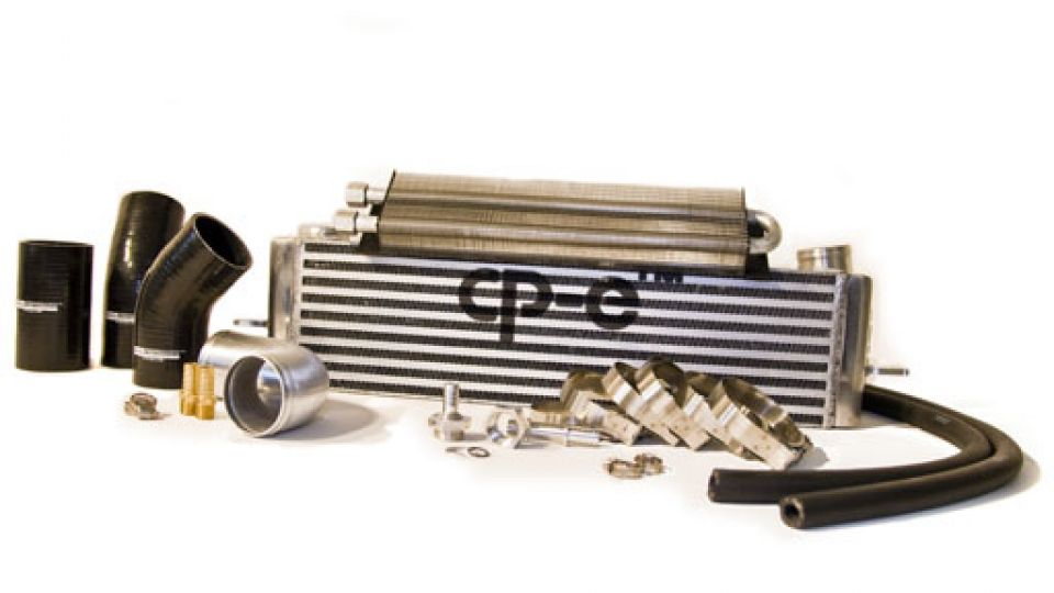 CP-E n54 ∆Core™ Front Mount Intercooler 135i BMW 2008-2010