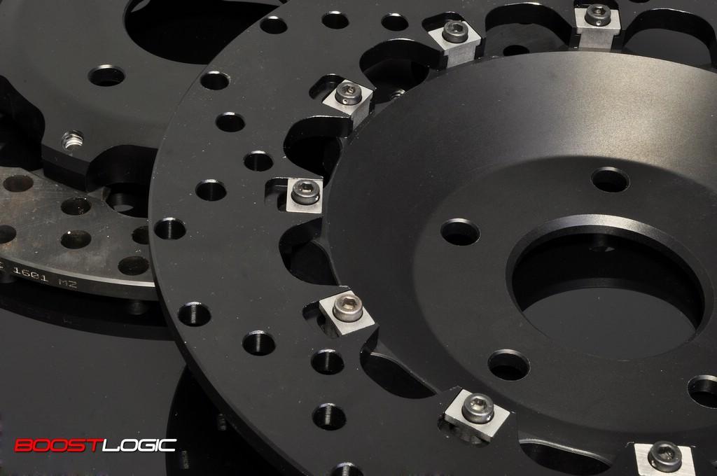 Boost Logic Drag Racing Brake Kit Nissan GT-R 2009-17