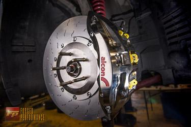 Alcon Super Kit:Race Version Nissan GT-R R35 2008-17