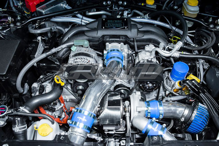 GReddy Tuner Turbo Kit Subaru BRZ / Scion FR-S 2013-16