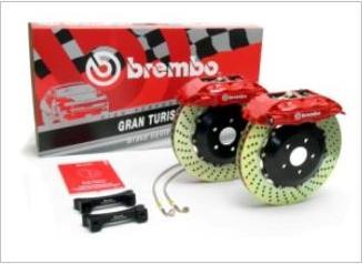 Brembo Gran Turismo Big Brake Kit Mitsubishi Evolution VIII & IX
