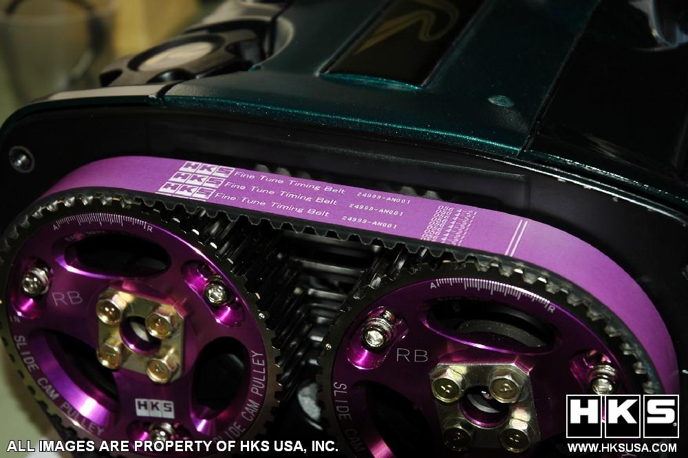 HKS Fine Tune Timing Belt Subaru WRX 2002-2011 & STi 2004-2011