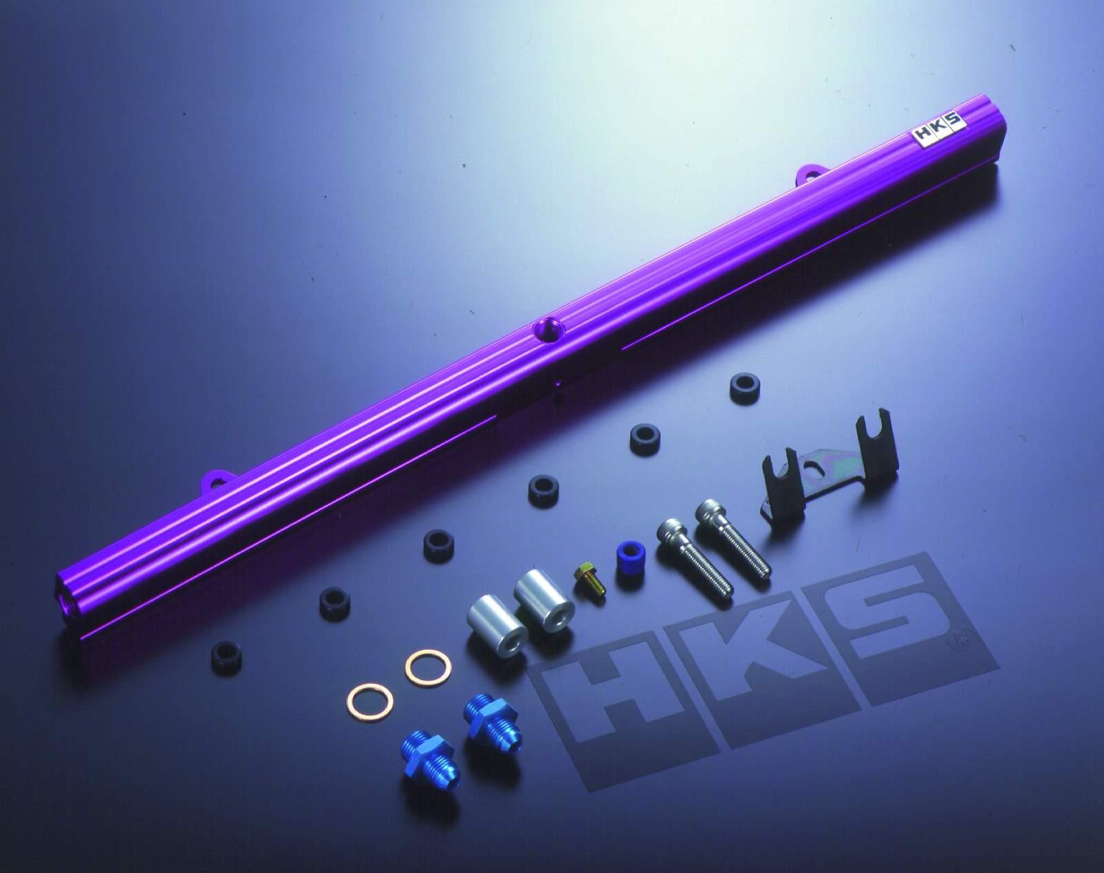 HKS Fuel Rail Upgrade Kit Mitsubishi Evolution VIII
