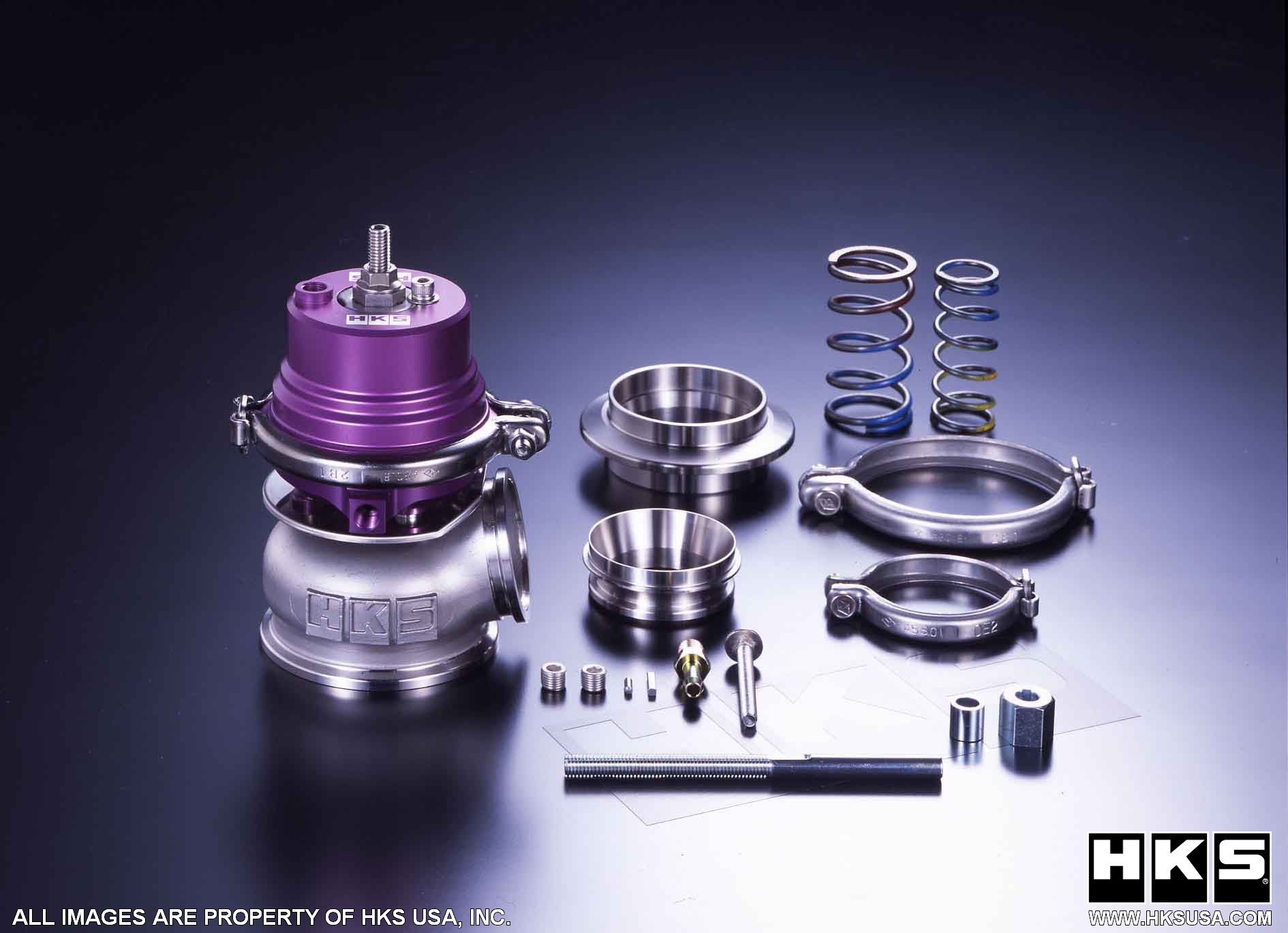 HKS GT II Wastegate for Universal Applications