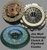 JWT HD Clutch & Flywheel Combo Nissan 350Z 2007-Present