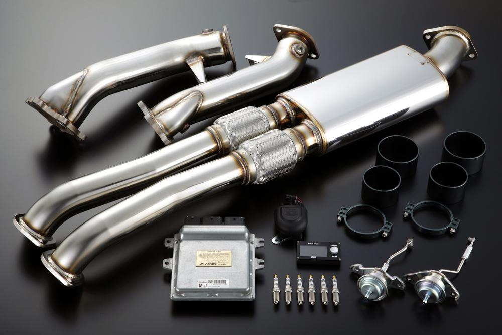 Mines SPEC-X 6.0 Kit Nissan GT-R 2009-17