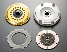 OS Giken Single Disc Clutch with Softer Diaphragm Lotus Exige 2004-Present