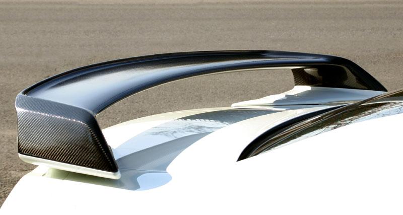 Mines Carbon Fiber Rear Wing Nissan GT-R 2009-2011