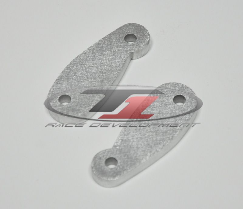 T1 Secondary Air Bypass System Block Off Plates Nissan GT-R 2009-17