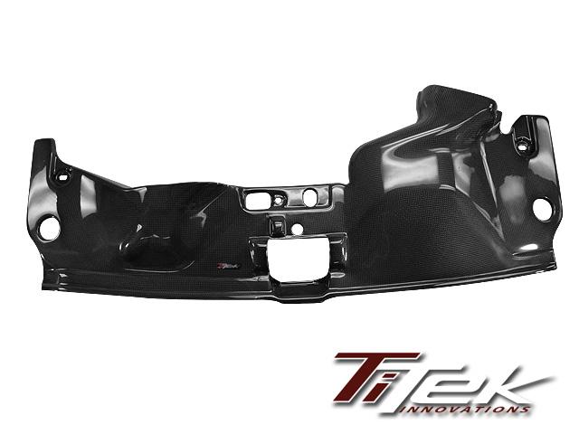 TiTek Carbon Fiber Cooling Plate Mitsubishi Evolution X