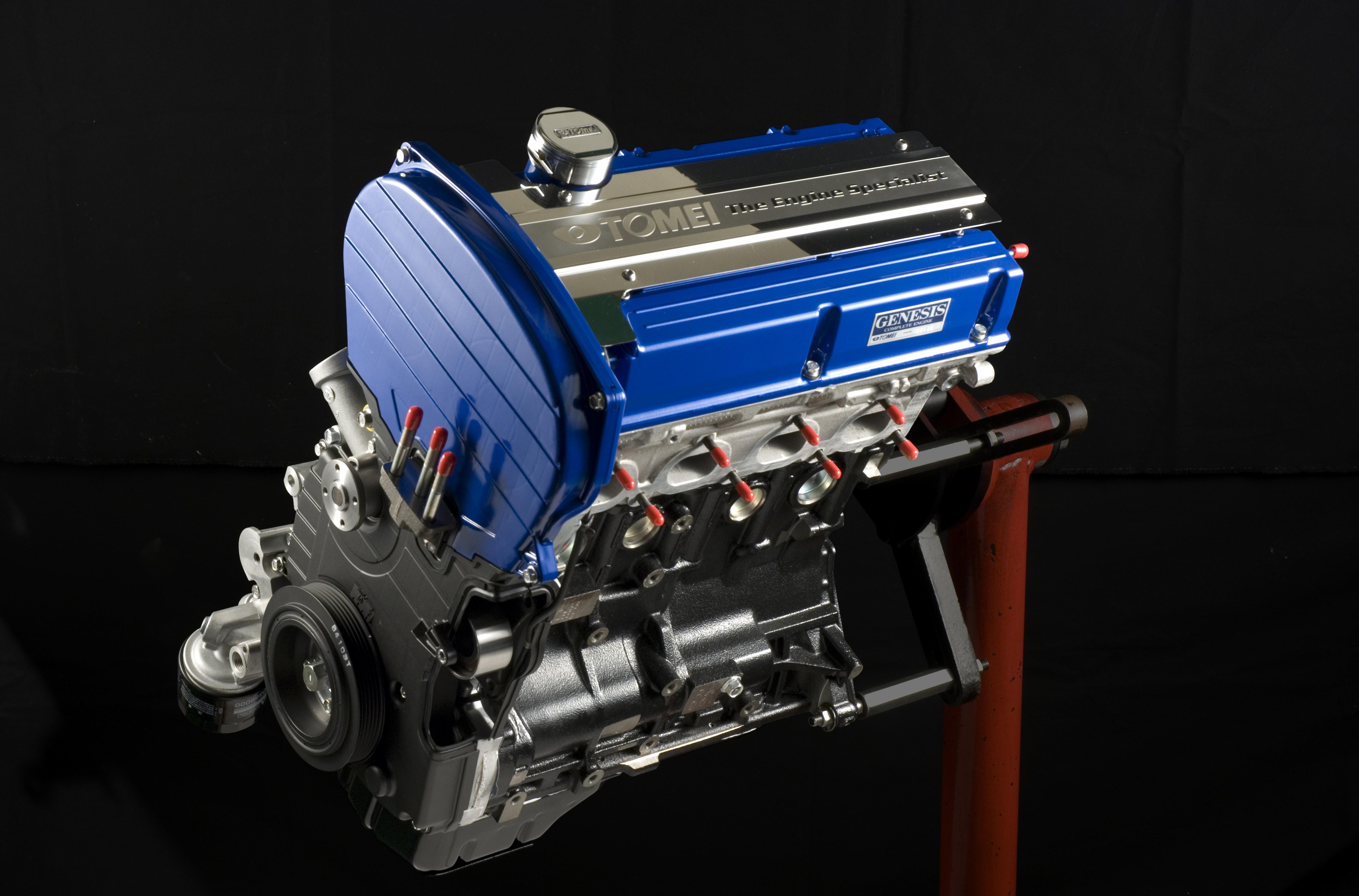 Tomei Genesis Complete Shortblock Assembly Mitsubishi Evolution VIII