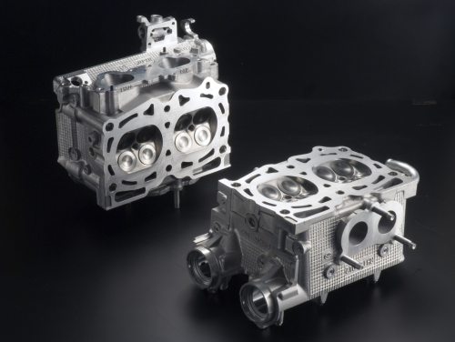 Tomei Complete Phase 1 Cylinder Heads Subaru WRX 2002-06